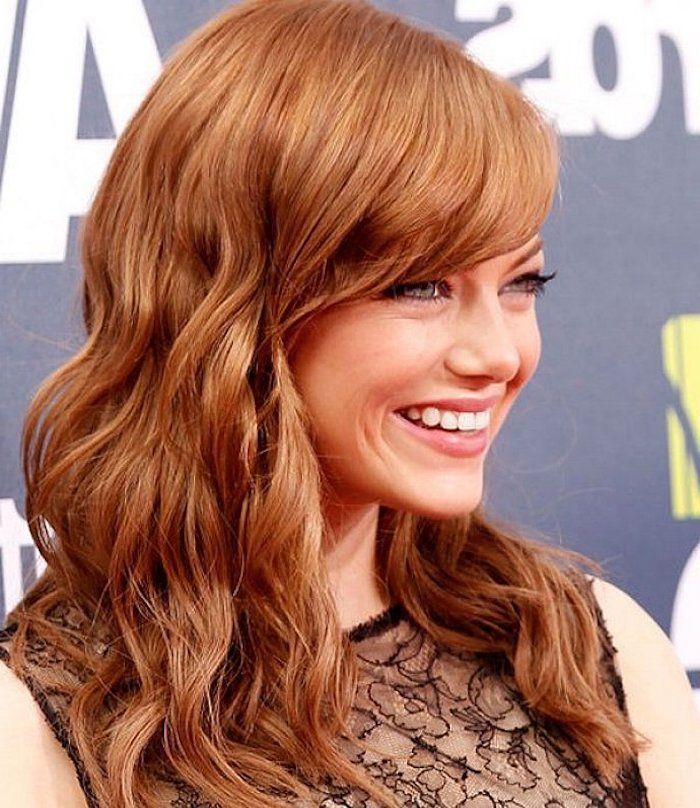 Die Bezaubernde Haarfarbe Caramel Frisuren Hair Color