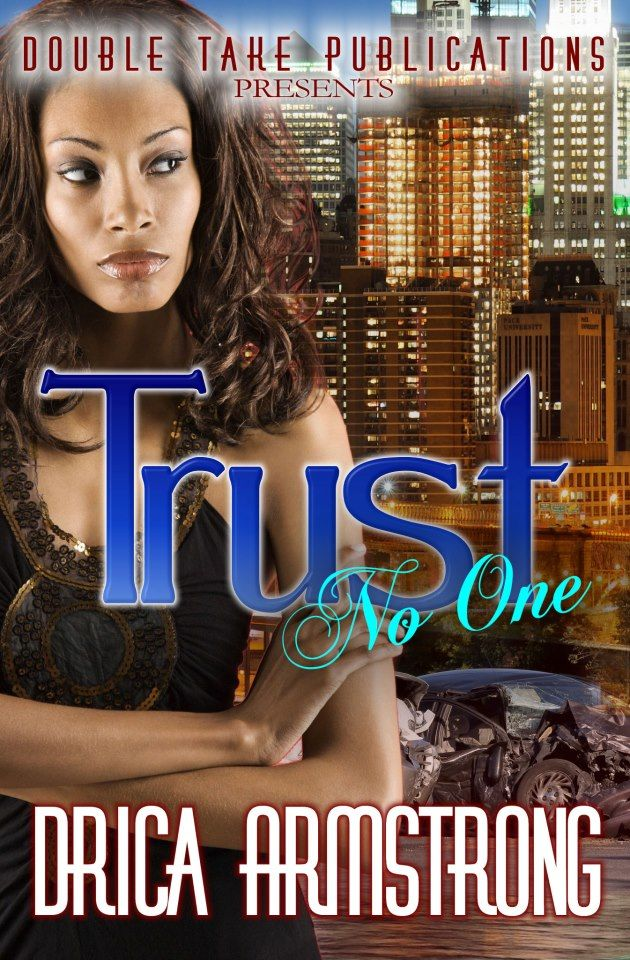 Cover Design for Drica Armstrong