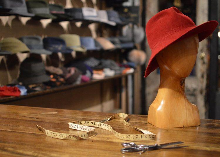 The Ingrid Hat In Scarlet East Village Hats Hats Ingrid Scarlet