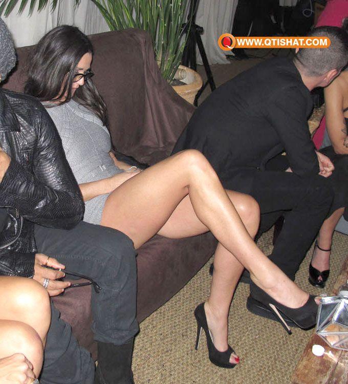 Demi Moore- Sexy Legs  Celebrity  Sexy Legs, Sexy, High -8184