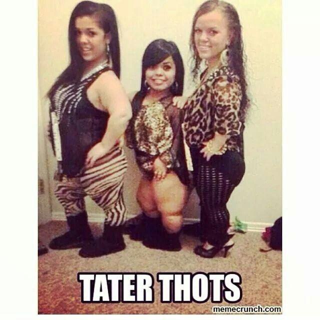 Tater thots
