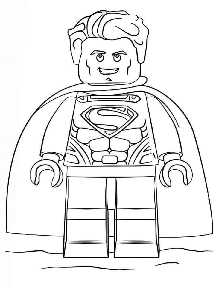 Lego Superman Coloring Pages For Boys Lego Best Free Coloring Pages Avengers Coloring Pages Lego Coloring Pages Avengers Coloring