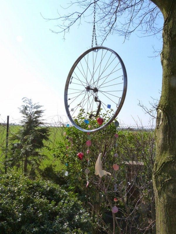 Upcycle Me Schmuckstuck Aus Einem Alten Fahrradreifen Zeichnen
