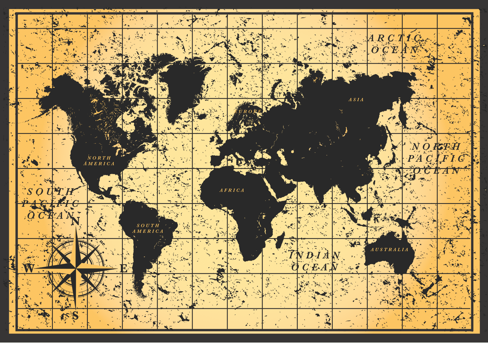 World map vintage wallpaper google the world is mine world map vintage wallpaper google gumiabroncs Image collections