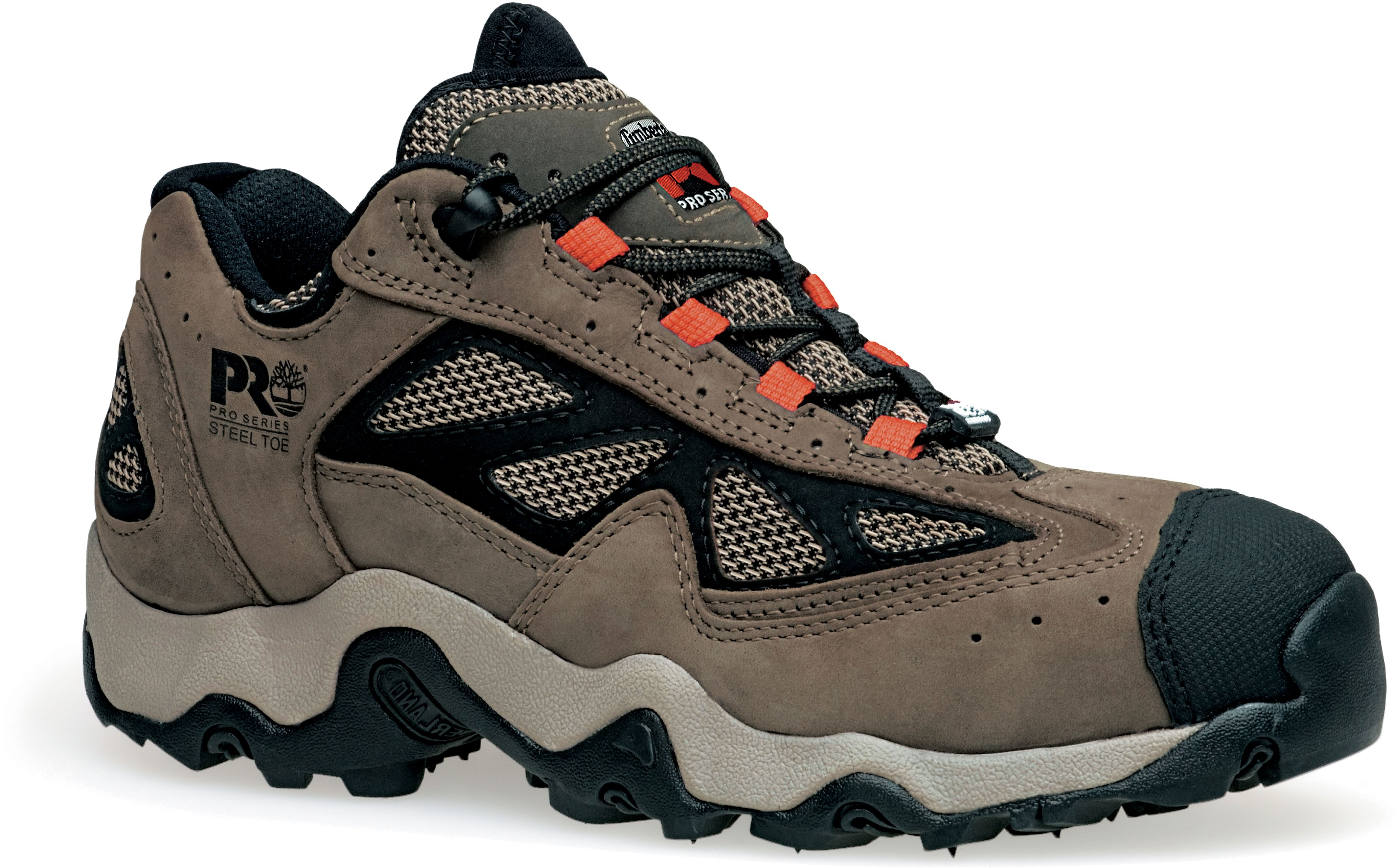 081016214 Timberland PRO Men's Safety Shoes Brown