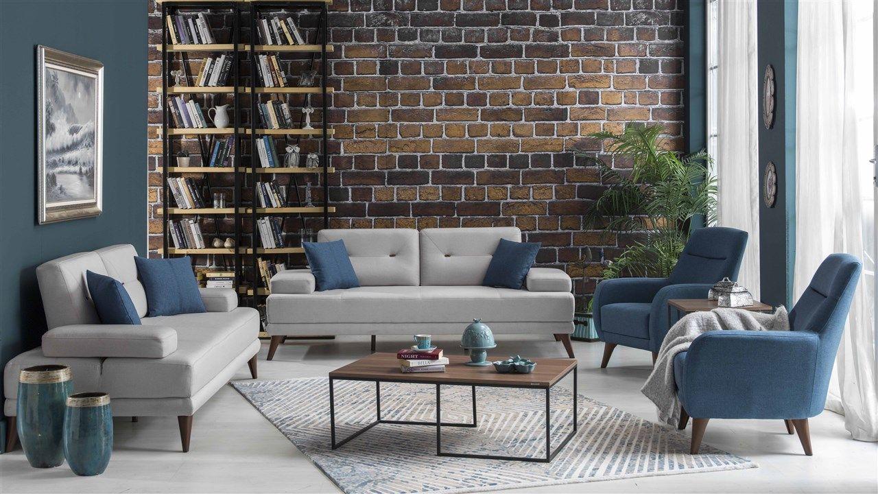 Yeni Sezon Bellona Koltuk Takimi Modelleri 2020 Dekordiyon Oturma Odasi Takimlari Oturma Odasi Tasarimlari Mobilya