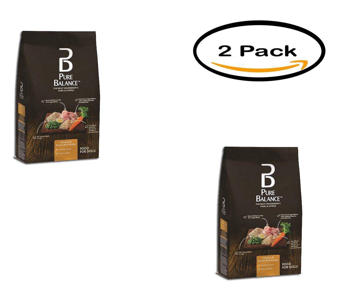 Pure Balance Wild And Free Grain Free Salmon And Pea Dry Dog Food