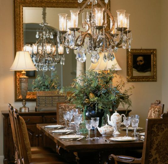 Dining Room Delray Beach, FL Design Style Traditional Type