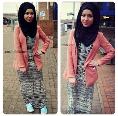 hijab fashion inspiration muslim women\u0027s style 2015 , Recherche Google.  joli hijab style pour les jeune fille