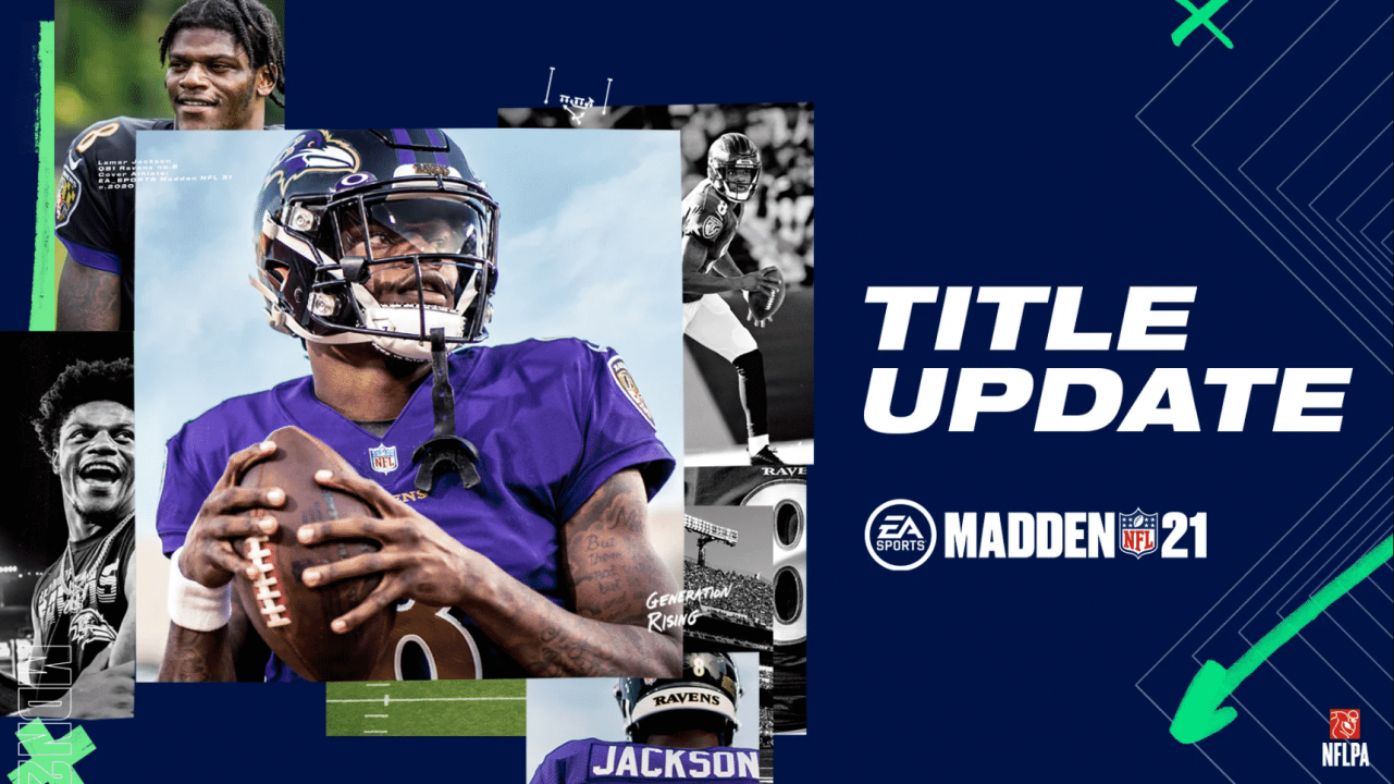 Madden 21 Title Update Fixes Pc Crash Other Bugs Sports Gamers Online Madden Nfl Demarcus Lawrence Washington Football