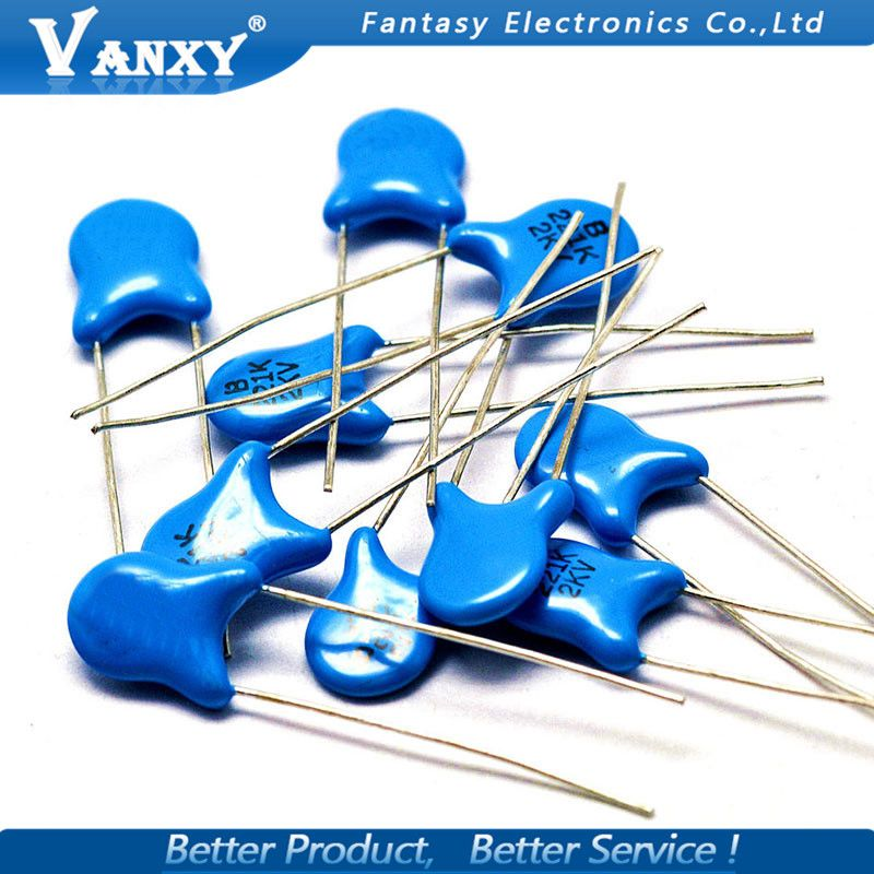 20 Pcs Haute Tension En Ceramique Condensateur 1kv 33pf 82pf 100pf 220pf 470pf 560pf 1nf 2 2nf 4 7nf 10nf 100nf 471 561 102 22 Ceramics High Voltage Capacitors