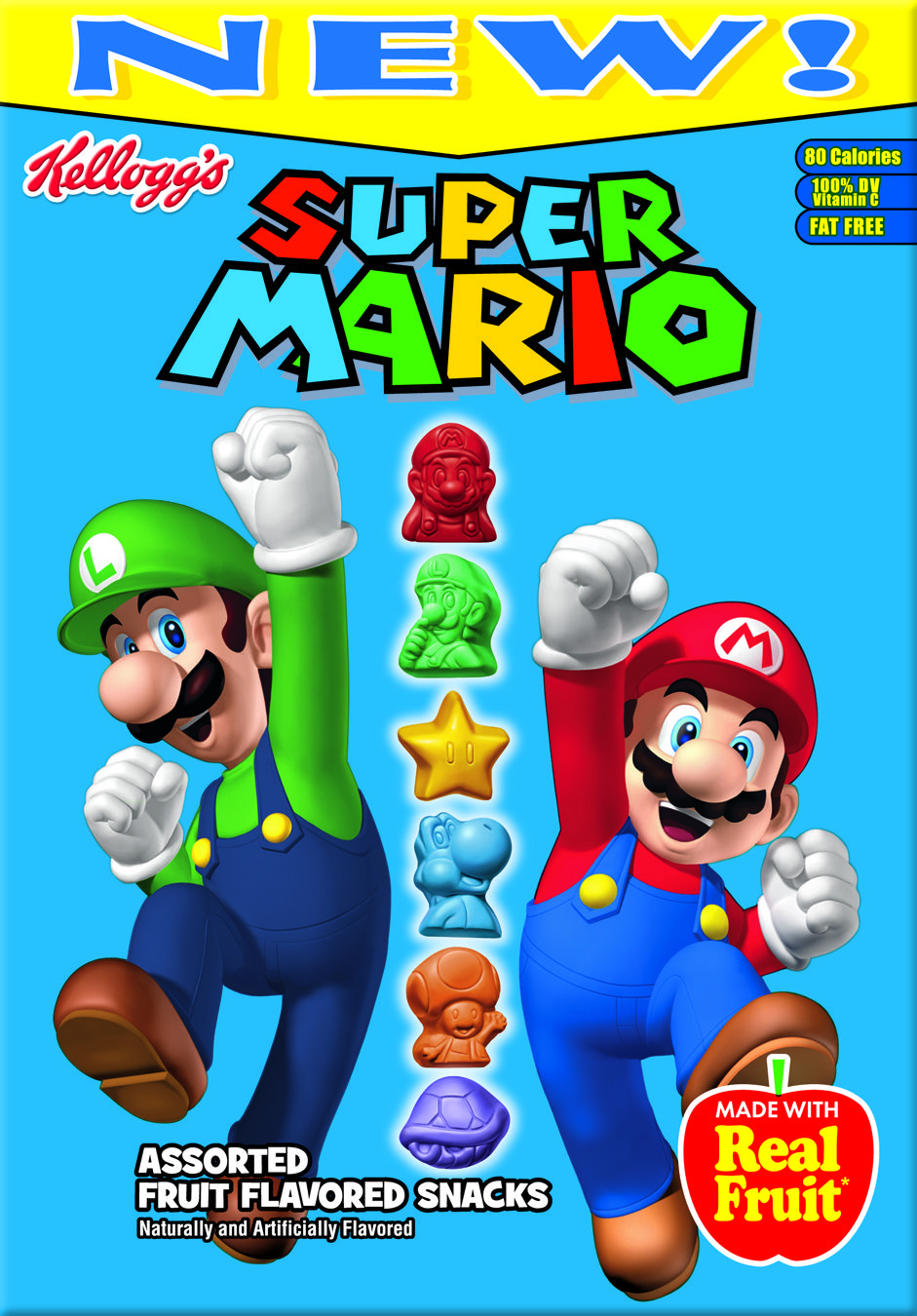bb667fbb4c Mario fruit snacks - saw at Target Fruit Drinks, Fruit Snacks, Super Mario  Party