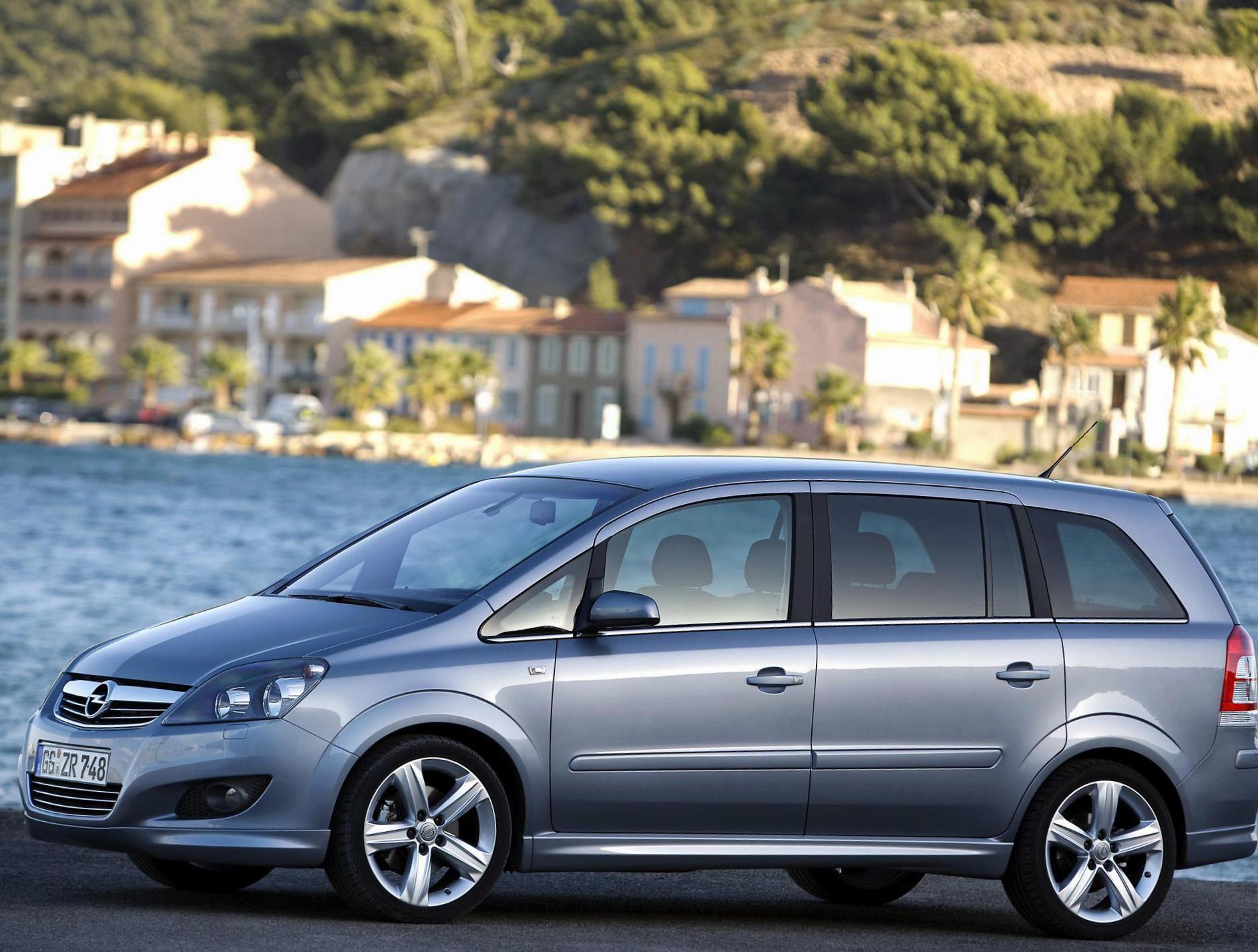 Opel Zafira B Tuning Http Autotras Com