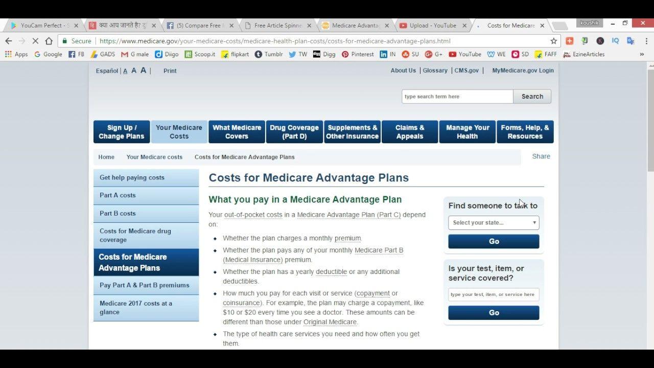 Medicare Advantage Plans Senior Health Coverage Medicare