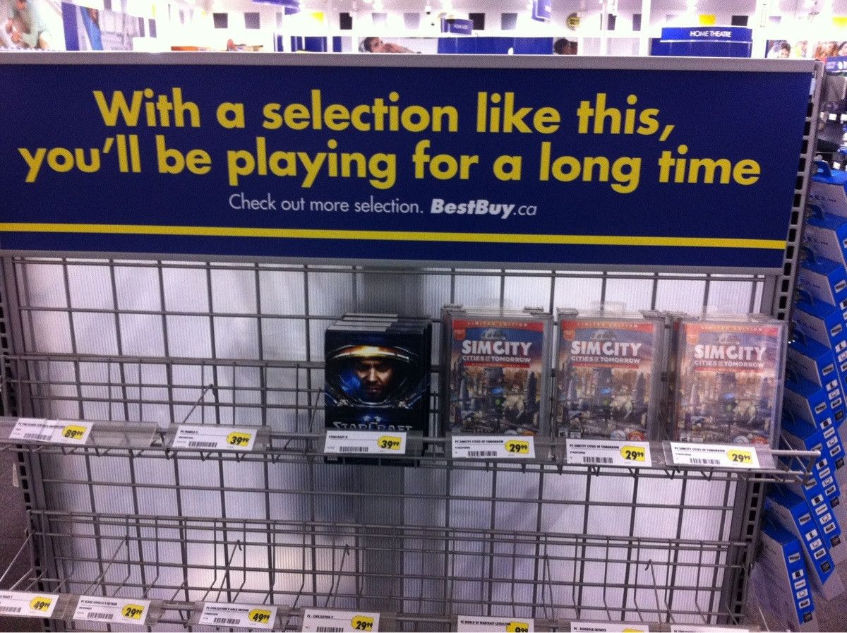 You sure about that Bestbuy?