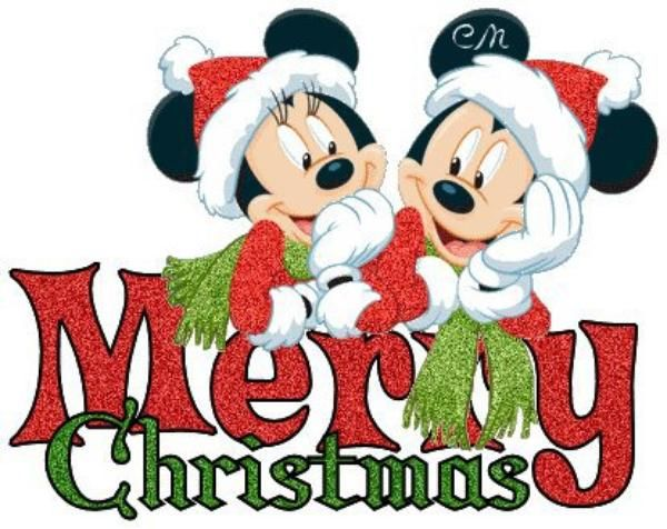 Christmas Party Christmas Mickey Mouse Supershape Foil Balloon
