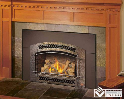 Fireplace Xtrordinair Gas Fireplace Insert Offers Radiant And