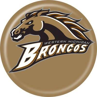 Western Michigan University Broncos Disc Western
