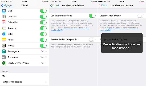 iPhone 6s/iOS 9 : comment bien protéger vos données