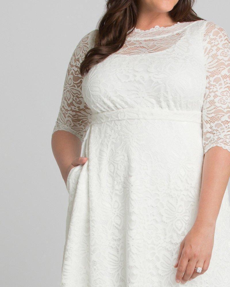 Pretty In Lace Wedding Dress 0x Ivory Wedding Dress Long Sleeve Diy Wedding Dress Long Sleeve Wedding Gowns [ 1000 x 800 Pixel ]