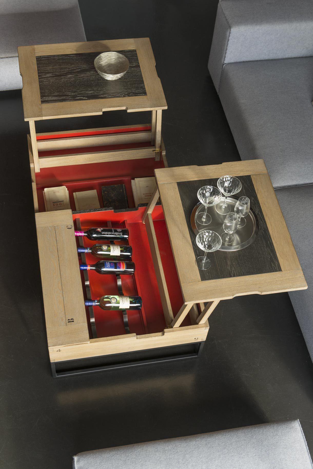 Artcopi Charme Des Temps Mobilier Complements Tables Basses Rangement Gueridons Meubles Valnet Ober Table Basse Relevable Table Basse Transformable Table Basse