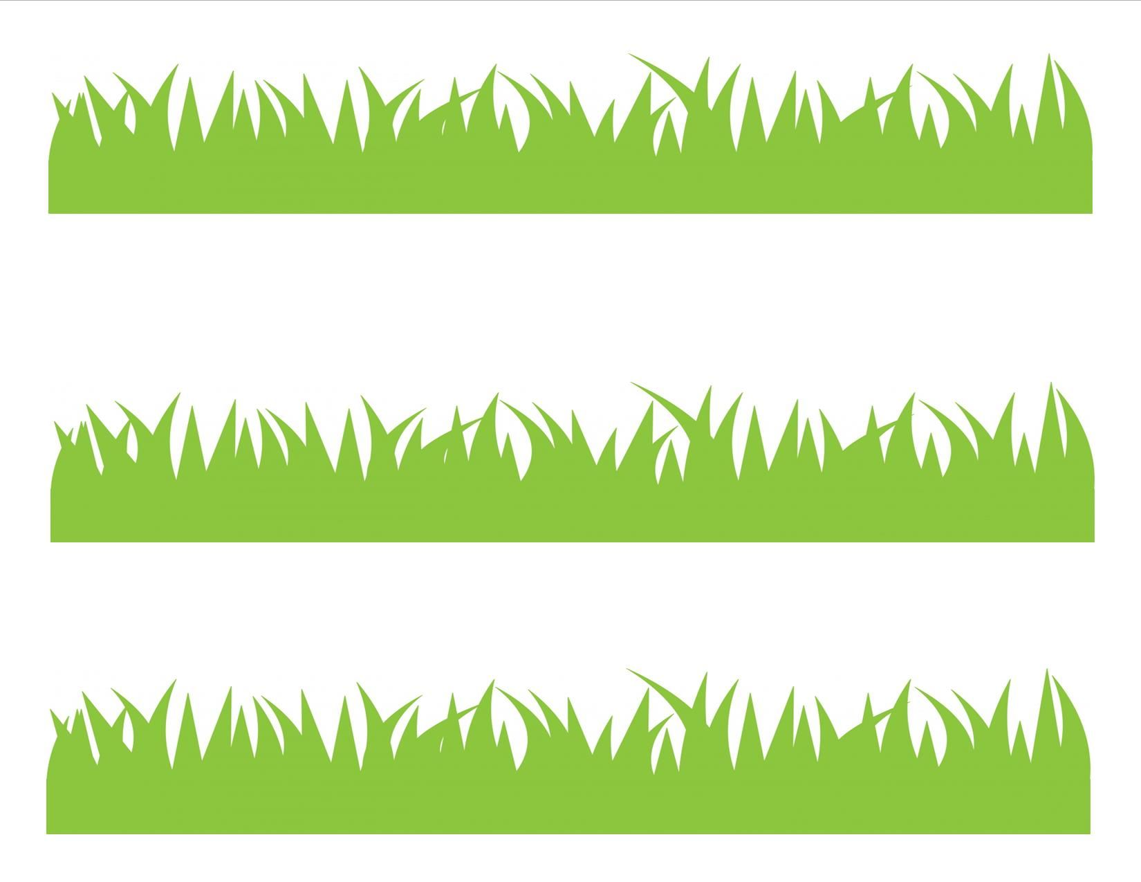 graphic regarding Printable Grass known as Easter-Craft thought-Printable gr boarder Holiday vacation-Easter