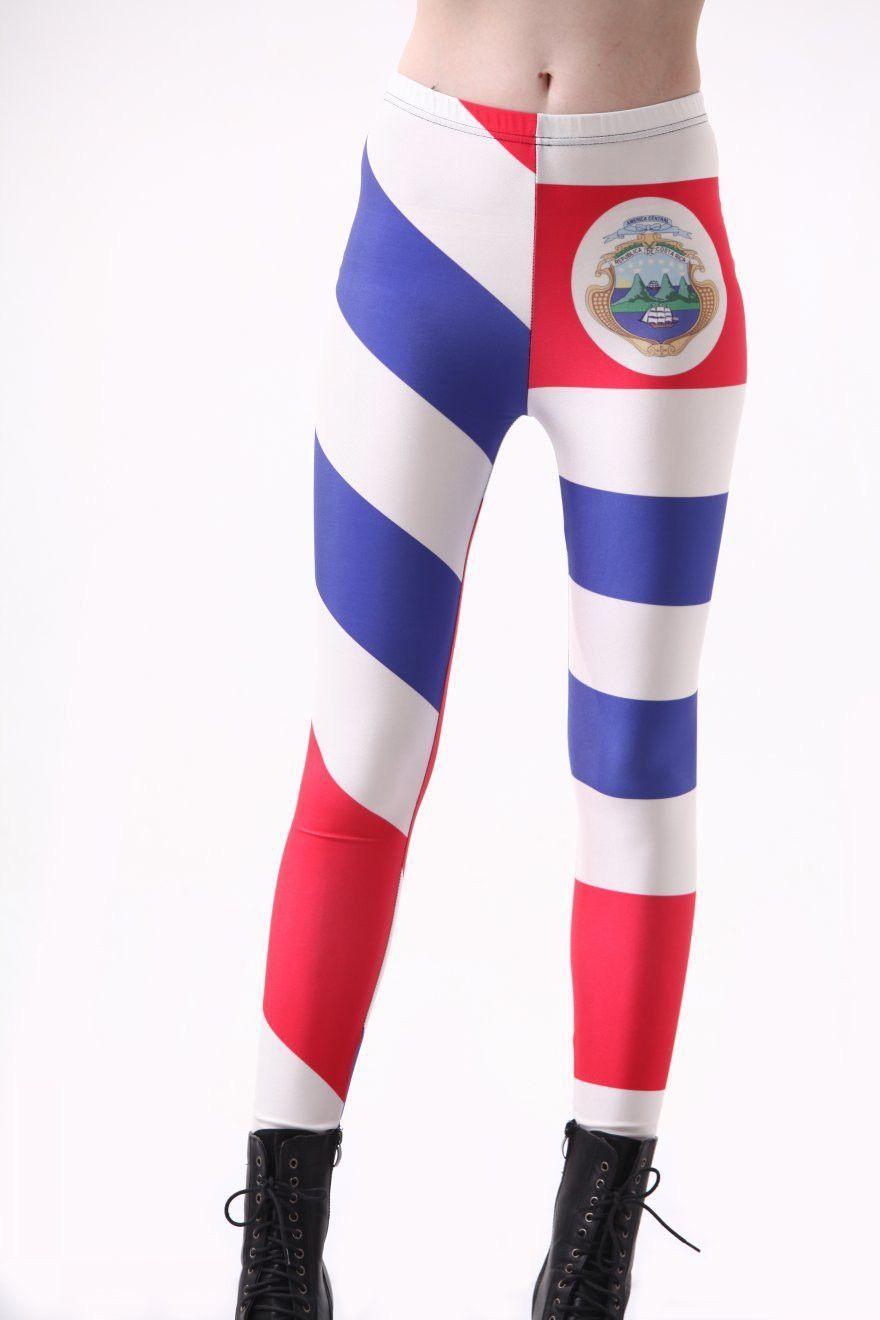 7d8f2062ee731 WorldCup Leggings Many Countires All Medium Printed Yoga Pants, Printed  Leggings, Women's Leggings,