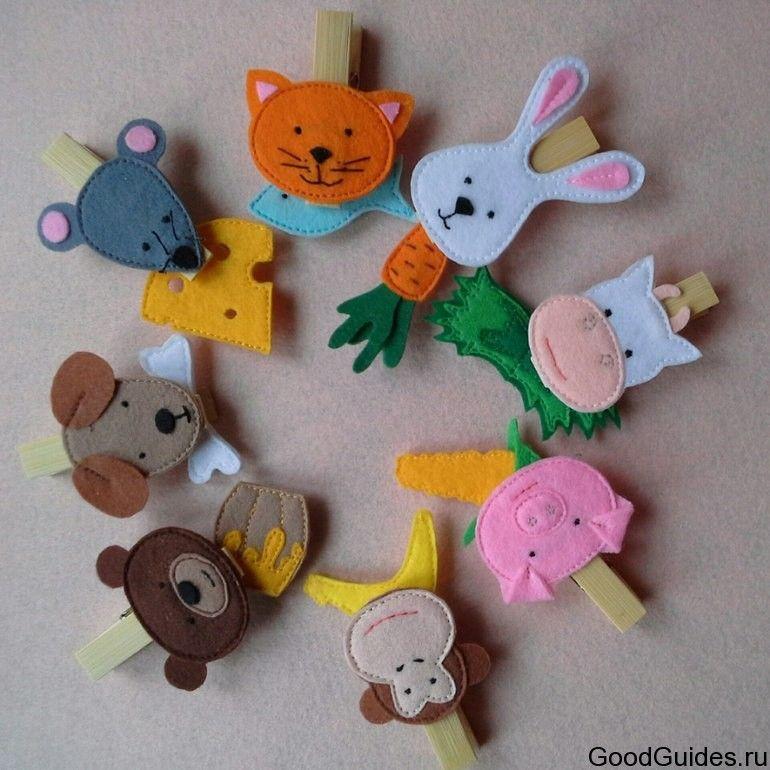 10 простых идей игрушек своими руками в домашних условиях 25