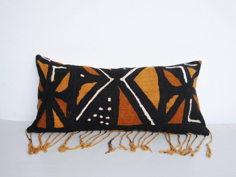 Bogolan Pillow African Mudcloth Pillow African Mud Cloth Pillow Bohemian Throw Pillow Acce African Mudcloth Pillow African Mud Cloth Bohemian Throw Pillows