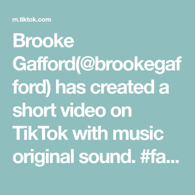 Brooke Gafford Brookegafford Has Created A Short Video On Tiktok With Music Original Sound Familytime Scoobdance The Originals Teacher Tech Teacher Hacks