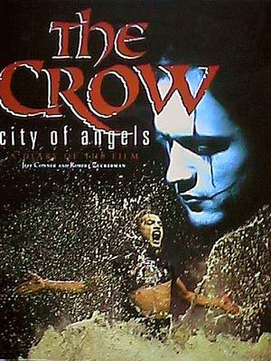Obviously I Ll Always Love The Crow But I Really Did Enjoy The 2nd Movie Just As Much As The First The Soundtrac Horror Movie Fan Great Movies Favorite Movies