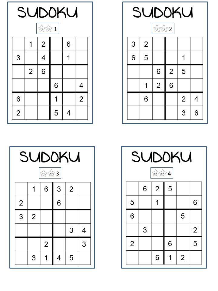Sudoku des chiffres running belts matematik kreativ ideer - Grille de sudoku diabolique ...