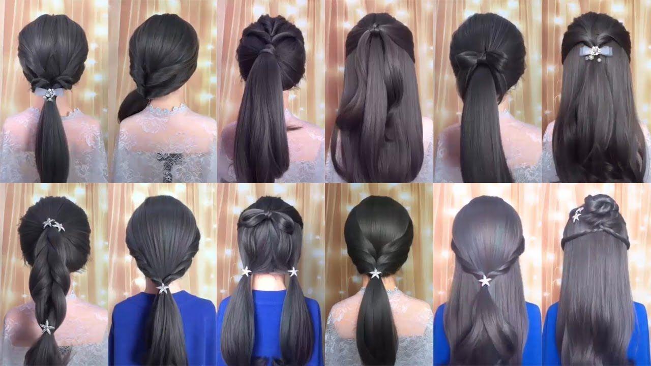 28 amazing hairstyles - easy beautiful hairstyles tutorials