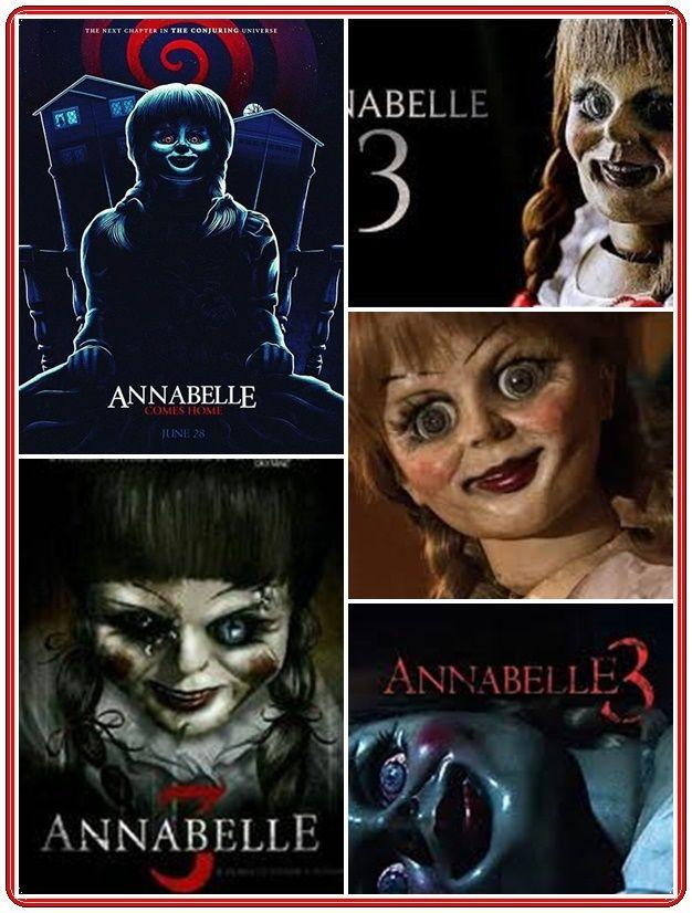 REGARDER`ANNABELLE 10 - LA MAISON DU MAL`10 FILM COMPLET