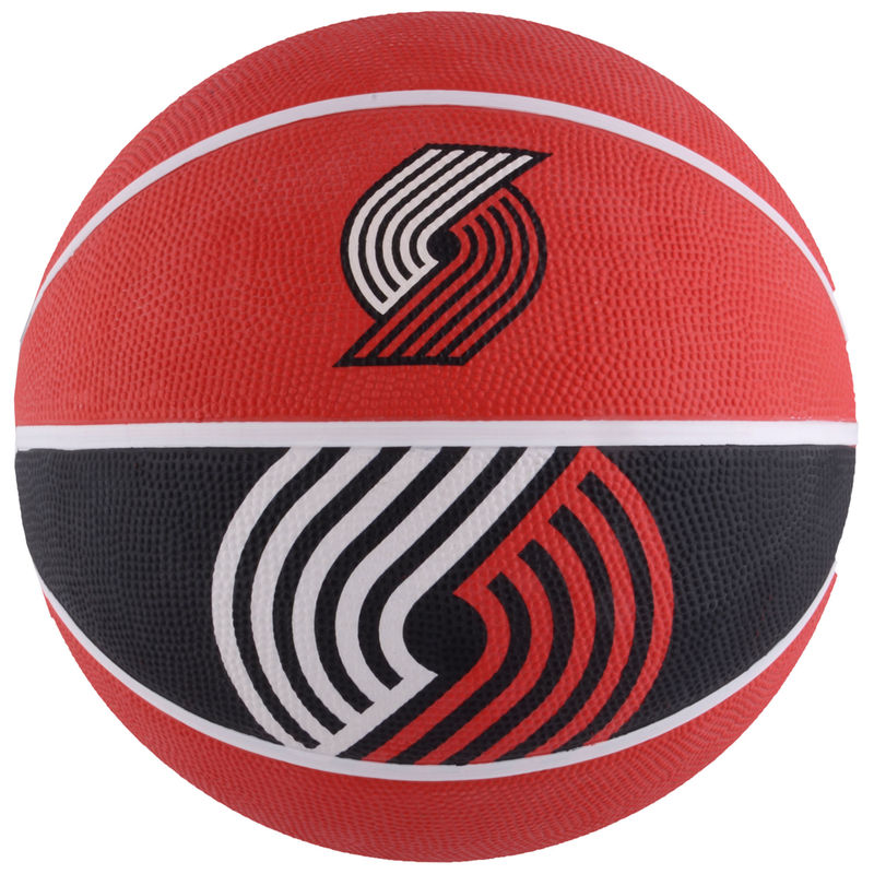 Portland Trail Blazers Spalding Courtside Team Basketball