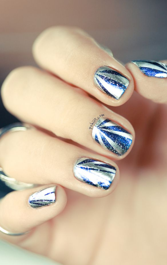 Ozotic 914 et Nail art spatial | Pinterest | Designs nail art, Nail ...