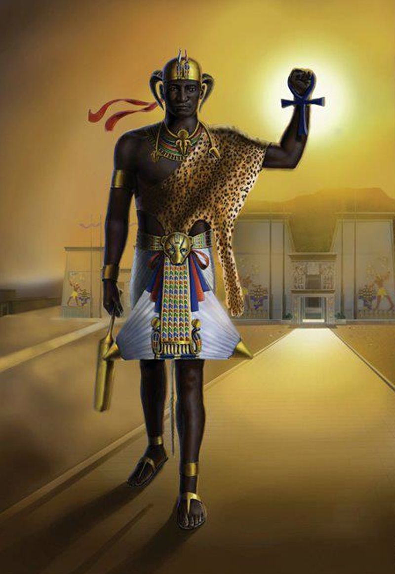 LEMURIA RISING: Ancient Advanced Civilizations Of The Moors ...