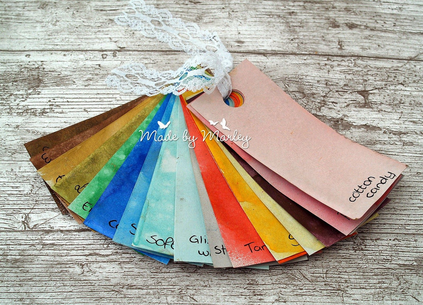 Scraps from Marley: Prima Marketing Color Bloom Sprays