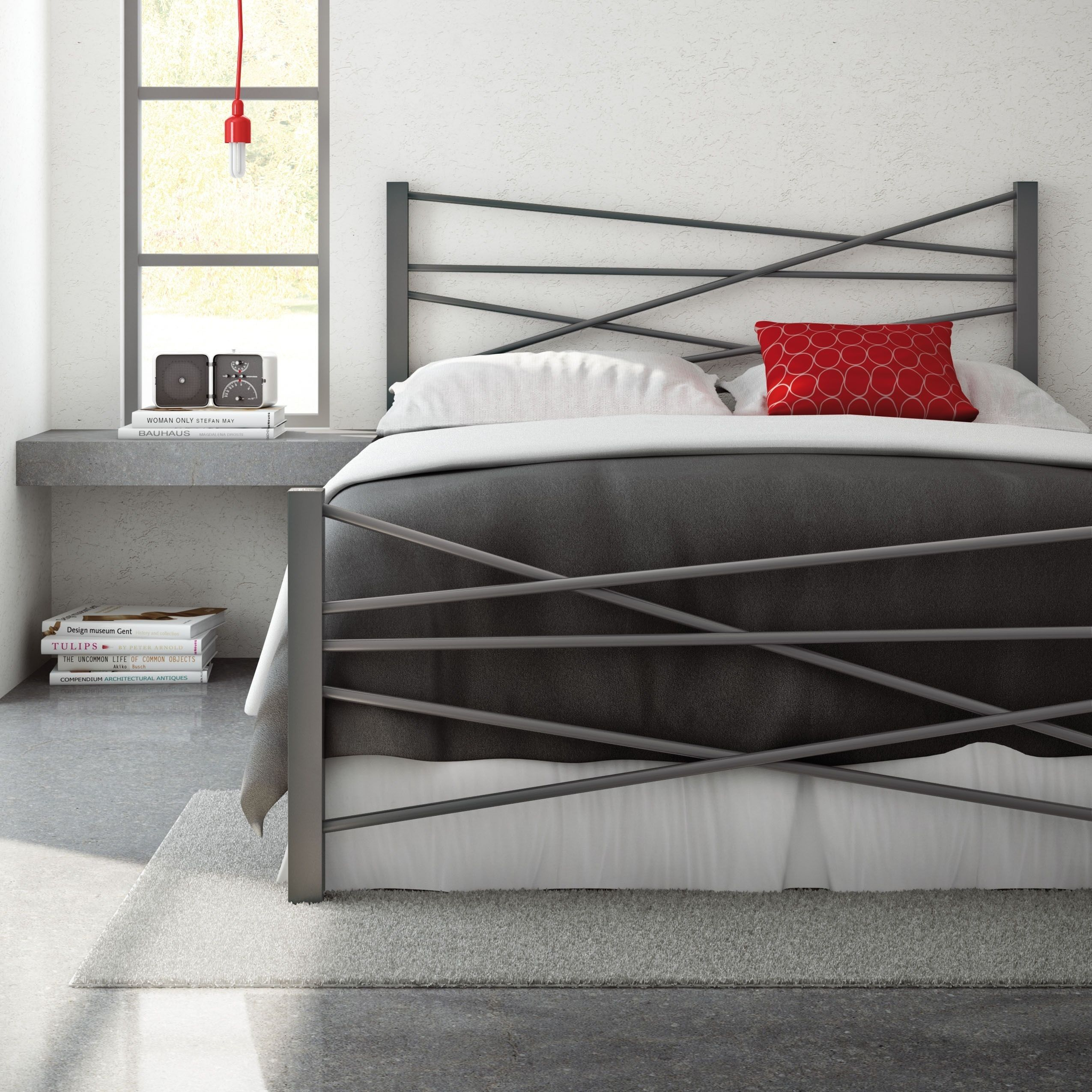 Grey,White,(,300),Queen Beds: Transform the look of your bedroom by ...