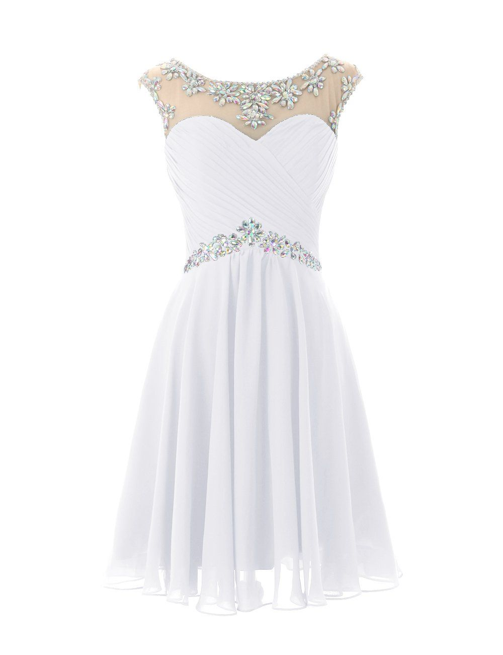 Dresstells Short Prom Dresses Sexy Homecoming Dress for Juniors ...