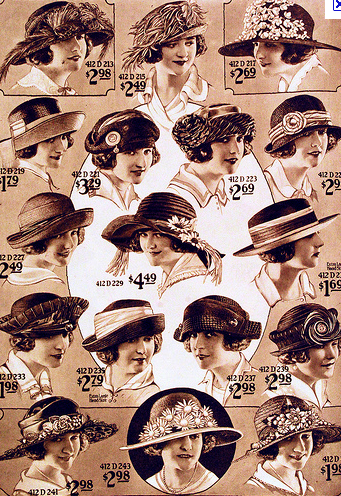 1920s Hat Styles For Women History Beyond The Cloche Hat Hats Vintage Hat Fashion Vintage Outfits