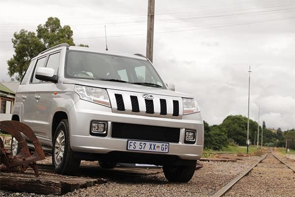 Mahindra launched TUV 300 in South Africa The Indian utility vehicle manufacturer, Mahindra has launched the TUV 300 in the South African market at the basic price of R2,29,995, equal to Rs. 11,84,179.28 in Indian currency. In South Africa, the newly launched compact SUV is offered in top-end T8 variants only .