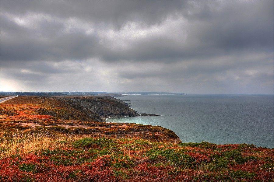La Lande bretonne, France