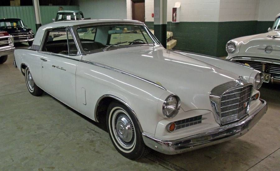 1963 Studebaker Gt Hawk Gran Turismo With Images Studebaker American Classic Cars Classic Cars