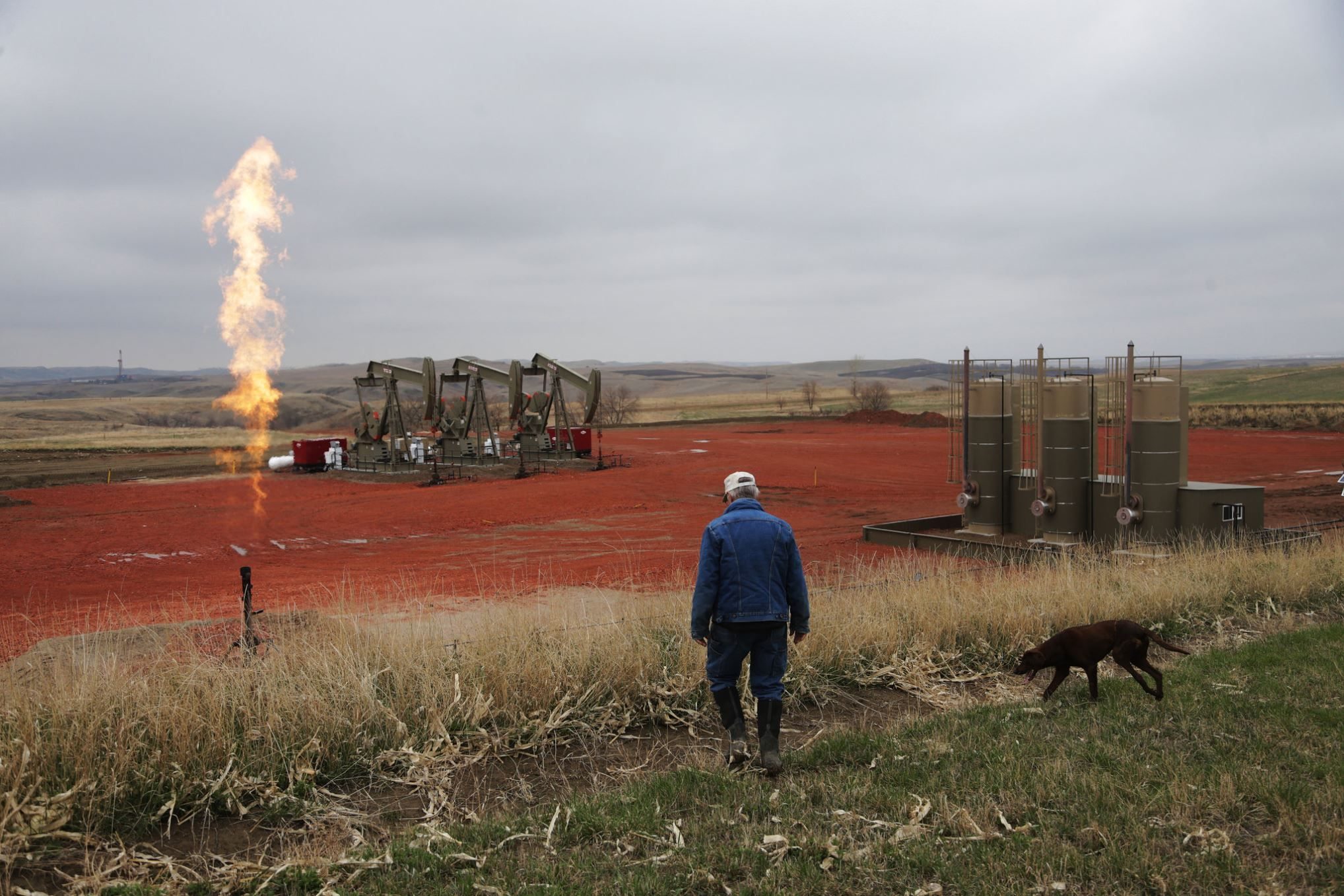 WORST Blowouts represent riskiest failure in the oil business. Yet, despite serious injuries and 115,000 gallons spilled in first 10 blowouts, North Dakota Industrial Commission, which regulates drilling and production of oil and gas, did not penalize Continental until 11th. In recent years, number of reported spills, leaks, fires and blowouts has soared, with an increase in spillage that outpaces increase in oil production, investigation by The New York Times found. Jim Wilson/The NY Times