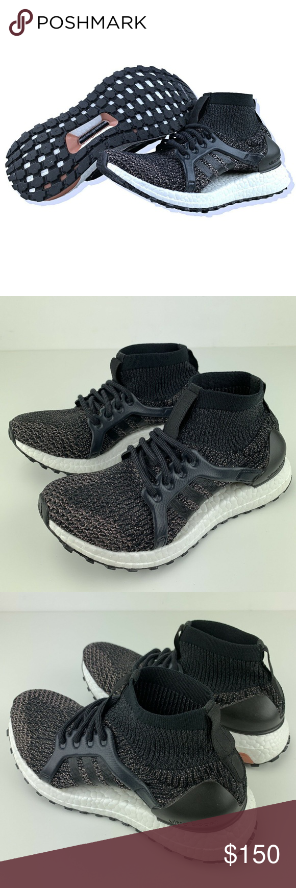 timeless design 8fdc1 a9c72 Adidas Ultra Boost X All Terrain LTD Running Shoe Adidas Ultra Boost X  Womens Size 5.5, 6, 11 All Terrain LTD Running Shoes Core Black Brand New  Shoes, ...