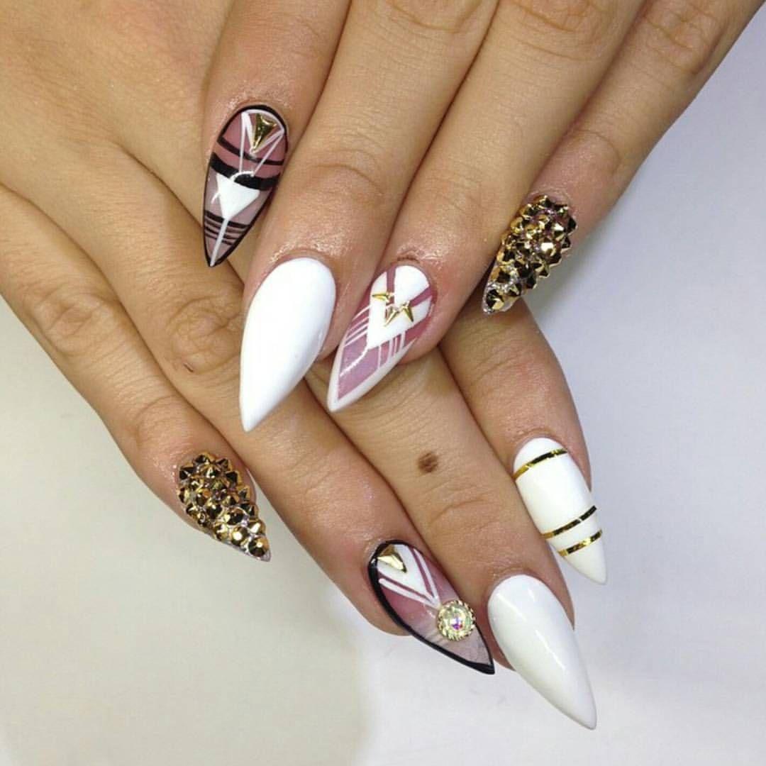 Pin by Eva Clancy on Nail Art | Pinterest | Instagram, Nail nail and ...