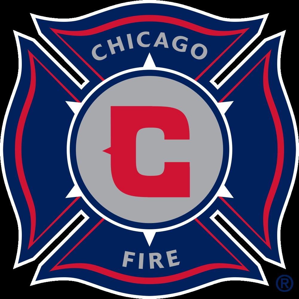 Chicago Fire Logo Chicago fire, Major league soccer
