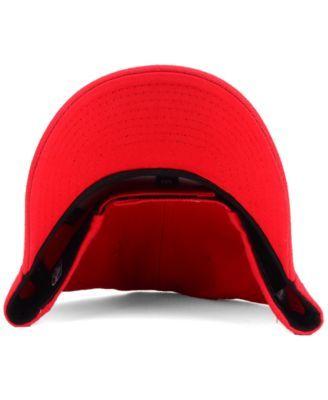 new products 9cd52 52694 ... australia new era kids atlanta hawks league 9forty adjustable cap red  youth 2f5f6 68e15