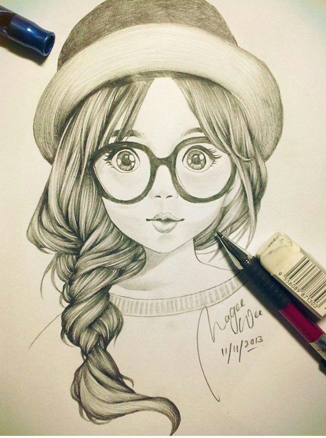 drawing ideas for teens - 700×933